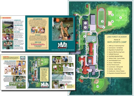Brochures Catalogs Etc Brochure For Mvps Sports Camp